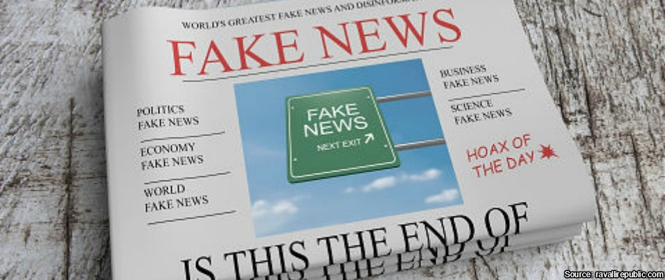 The History of Fake News