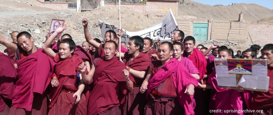The Disaffection of Tibetans