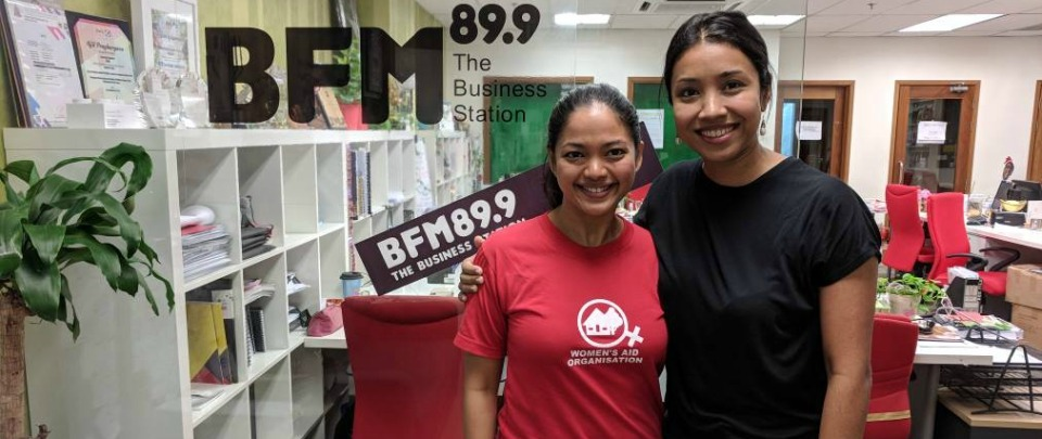 Feminist Fridays #58: Volunteer to Help Women In Crisis