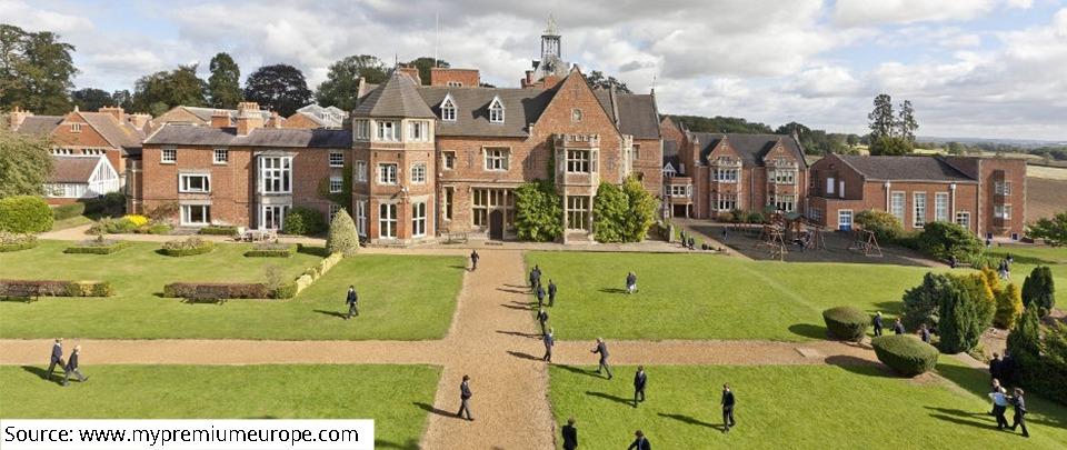 Curriculum #34: Boarding Schools in the UK