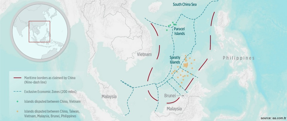 The Hague's Ruling on South China Sea