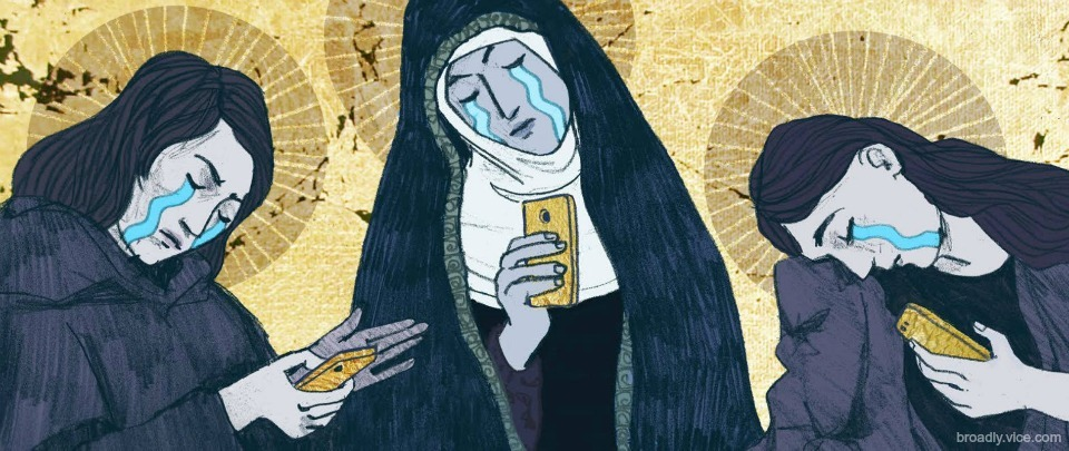 Digital Desires #9: Grieving Online