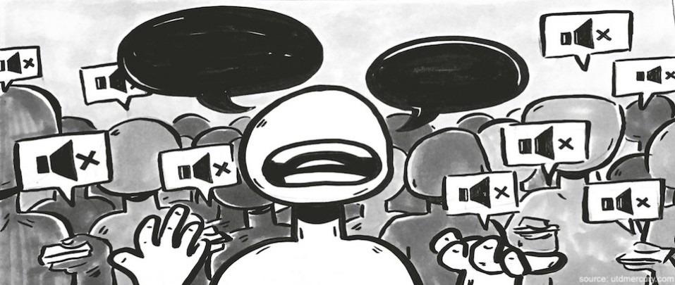 Rights Up #2: Free Speech Vs Harassment