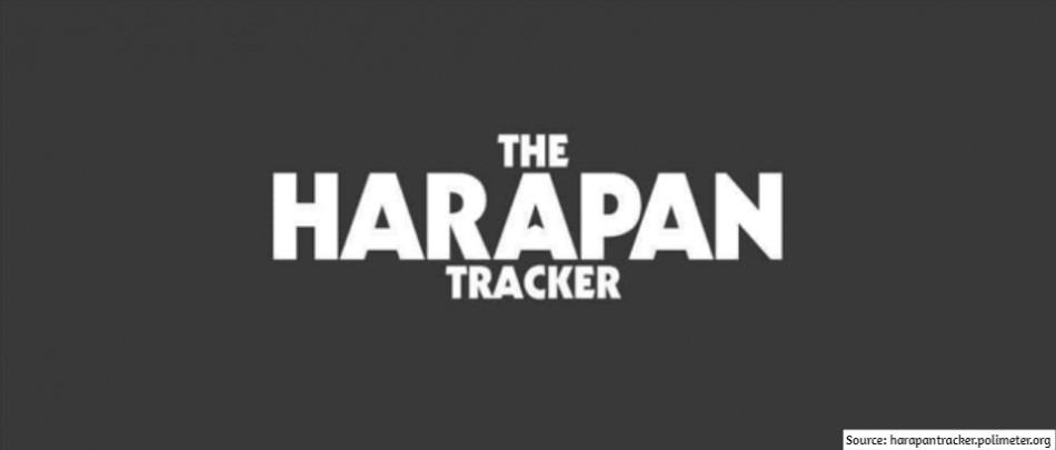 The Harapan Tracker