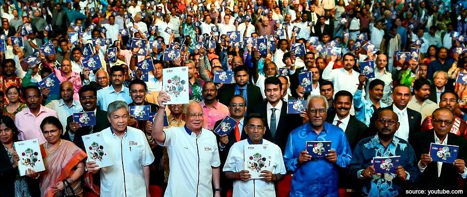 Malaysia Indian Blueprint