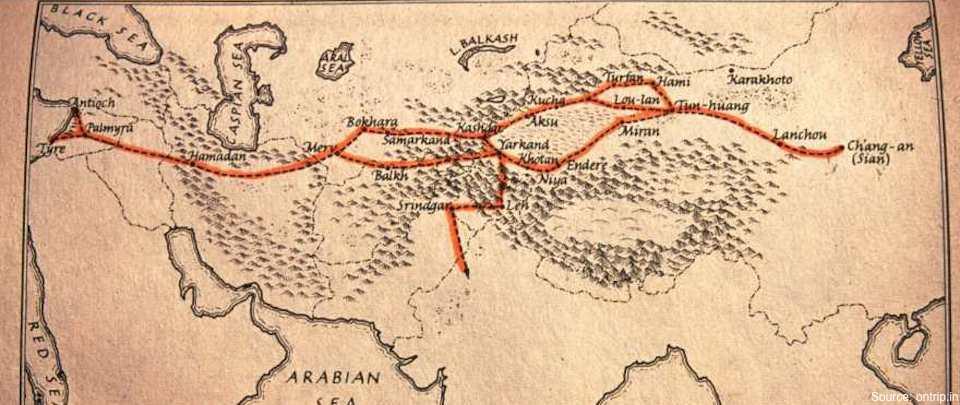 The Old Silk Road