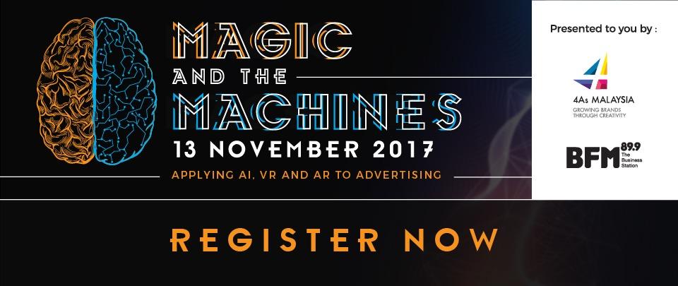 Magic and The Machines 2017