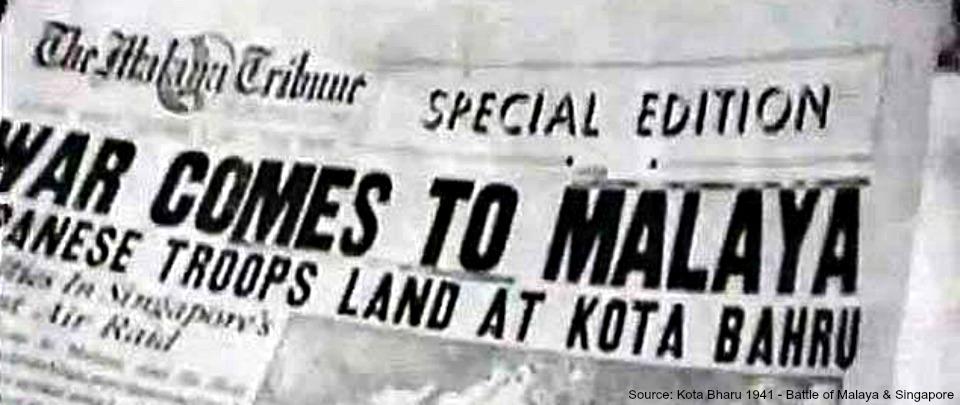 Malaysiana: The Forgotten Battle of Kuala Pak Amat
