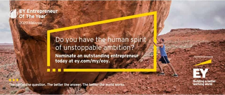 The 19th EY Entrepreneur Of The Year Malaysia: Plus Solar Systems