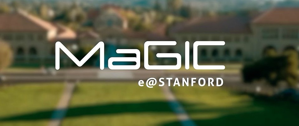 The MaGIC e@Stanford Program 2015 - Nicole Wong