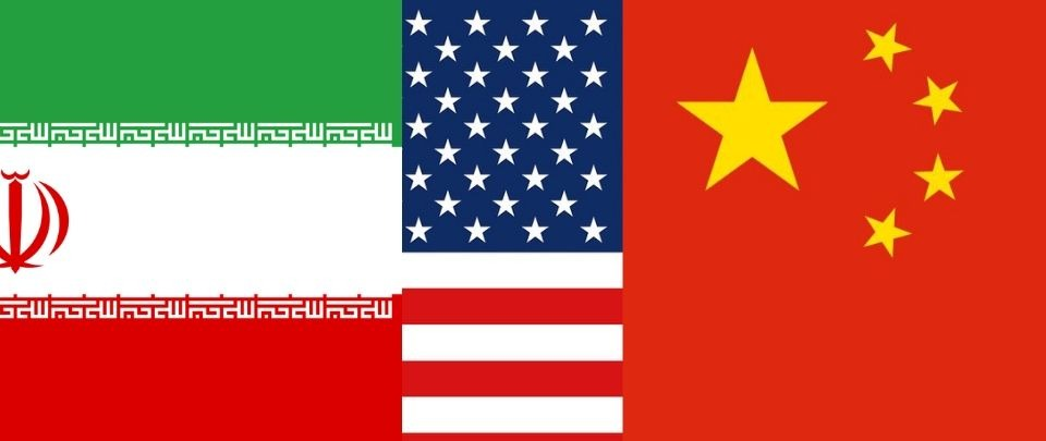 Iran and China, US Powder Kegs