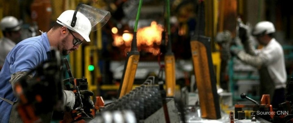 Building up the Manufacturing Sector?
