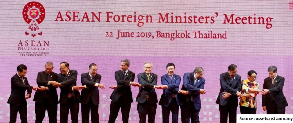 ASEAN Foreign Ministers' Meeting, China on the Agenda