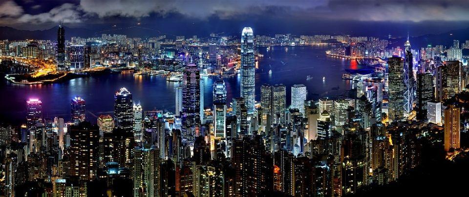Hong Kong Protests - Grounded?