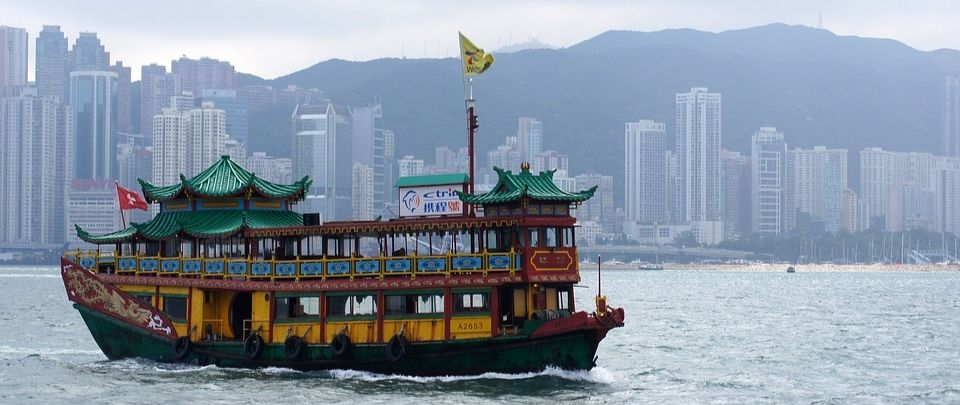 Hong Kong - Tourism Sector Down