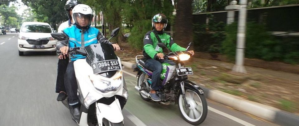 Yes to Go-Jek, But No To Dego Ride?