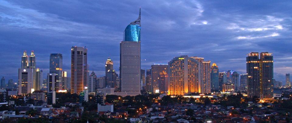 Jakarta's Sinking Feeling