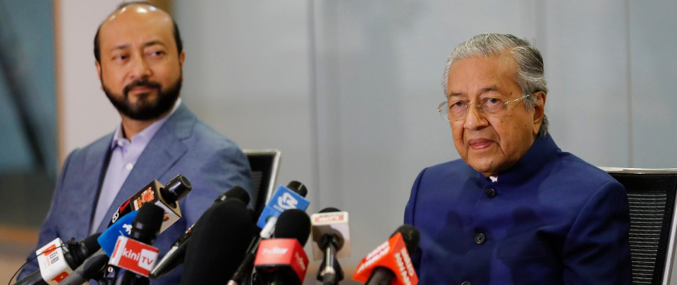 Mahathir's New Party Could Be Kingmaker