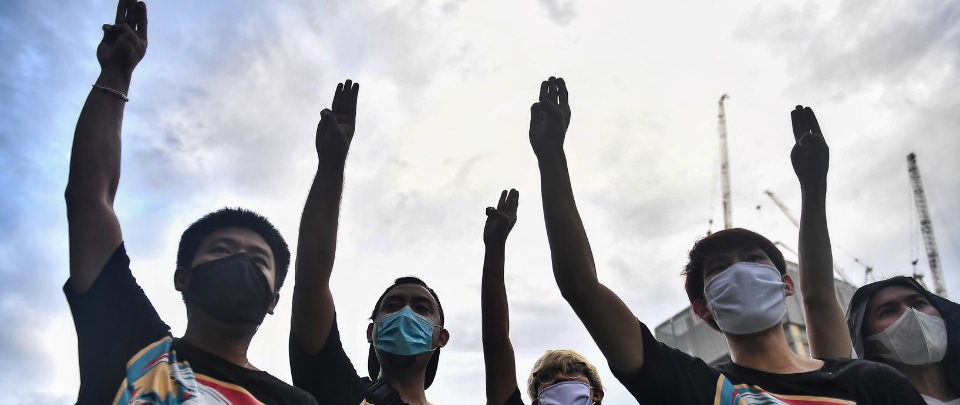 Thais Call For Reform After Activists' Arrest