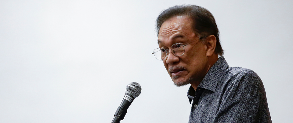 What Will Come Of Anwar's Audience With The Agong?
