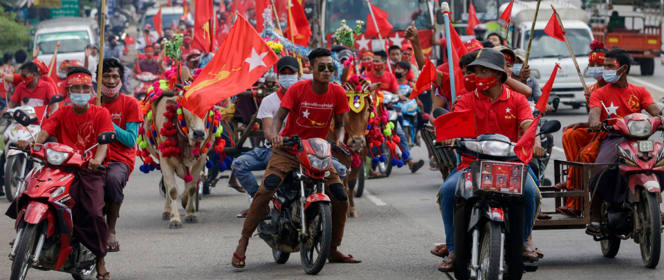 Real Change Under Myanmar's National League of Democracy?