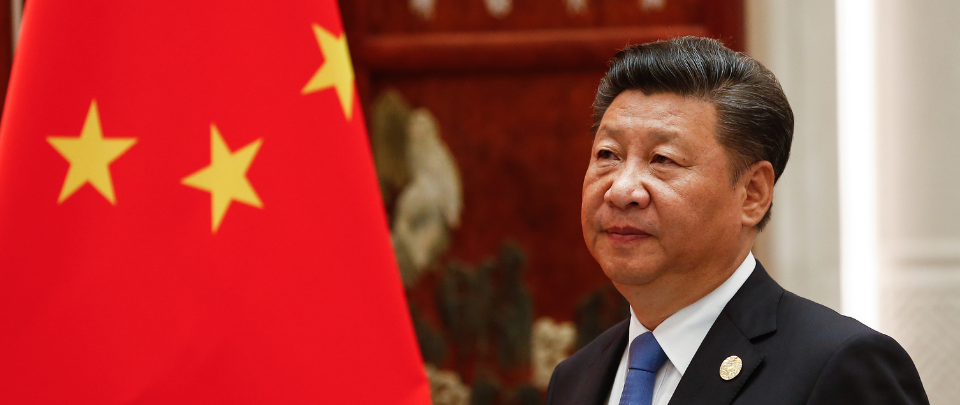 Xi Is China's Undisputed Main Man
