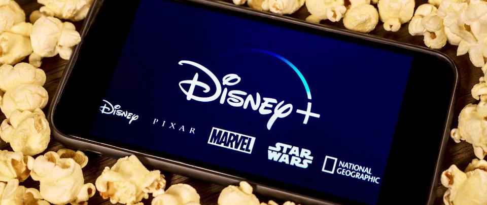 Disney's Pivot To Streaming