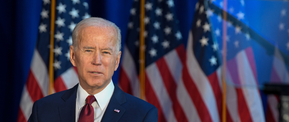 Biden: Uniter-In-Chief Of Divided America