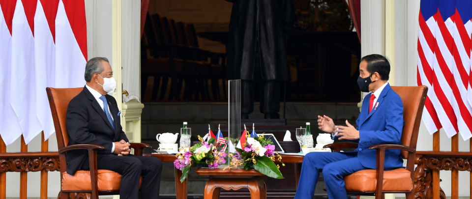 The Point Of Muhyiddin's Visit To Indonesia