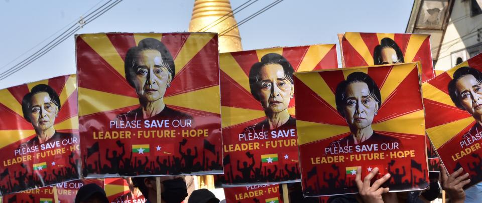 Could EU Sanctions Cripple Myanmar?