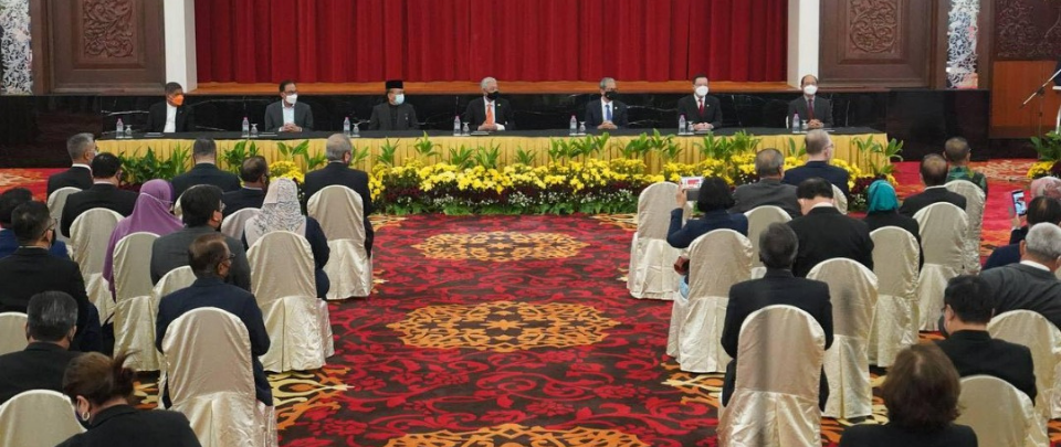 MOU, A First For Malaysian Politics