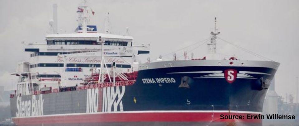 Strait of Hormuz - Fuelling Oil Uncertainty