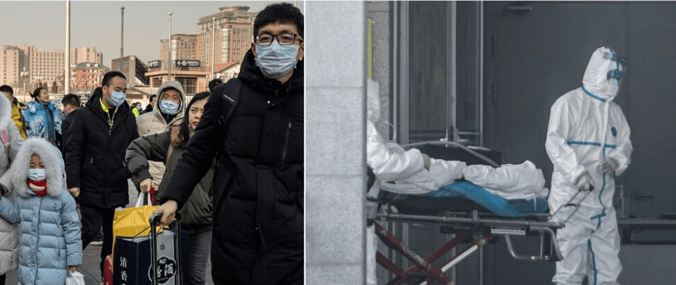 Quarantined - The Policy Response to Wuhan Virus