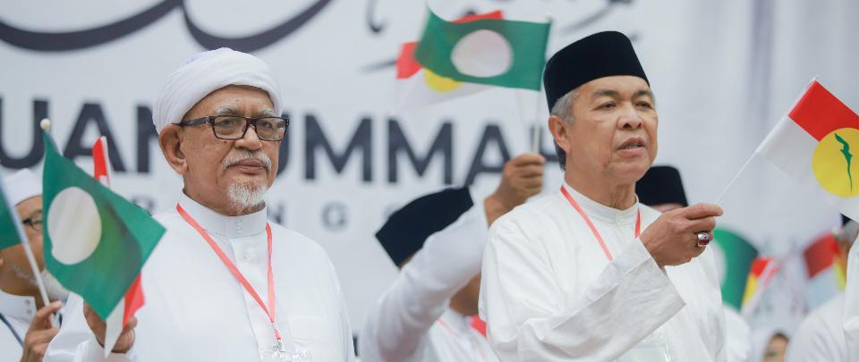 Political Love Affairs Gone Awry between PAS, Bersatu and UMNO?