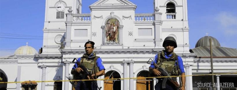 Sri Lanka, Tragedy on Easter Sunday