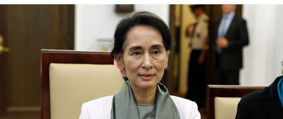 Aung San Suu Kyi - Defending Genocide?