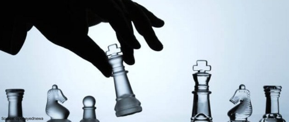 Like Chess, Politics Is a Long Game