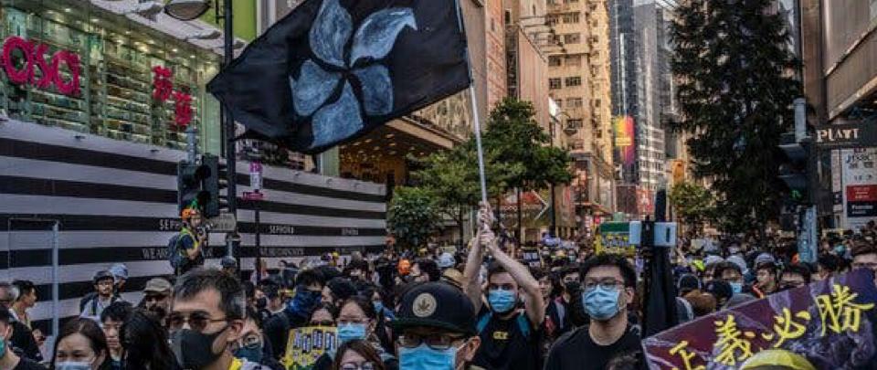 Hong Kong's Season of Protests Continues