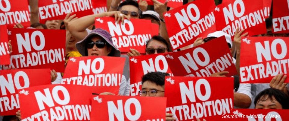 Hong Kong- China Tightens Its Grip