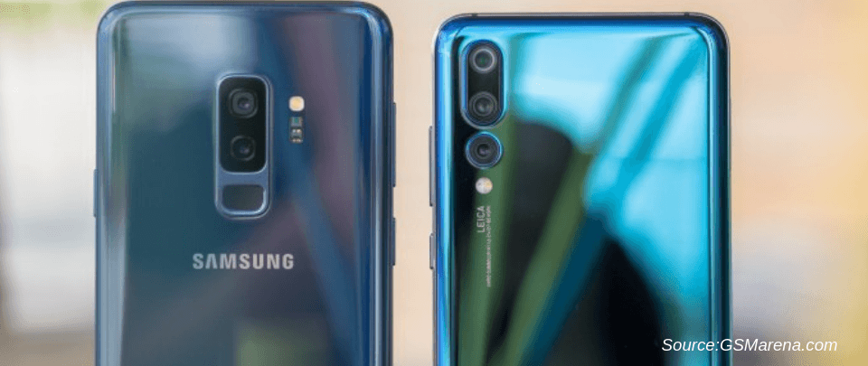 Samsung Benefits From Huawei Woes