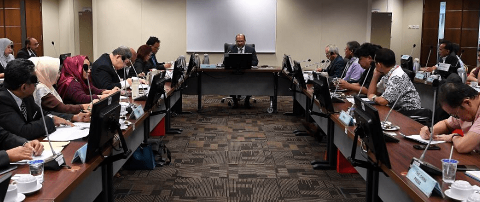 Pro-tem Committee To Study Media Council