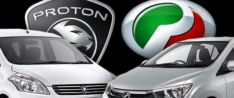 Proton and Perodua Getting a Bigger Share