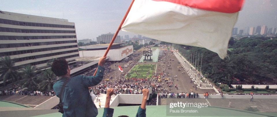 Is Jokowi Fighting Another Person's Battle?