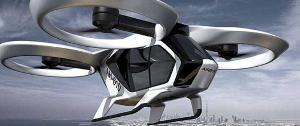 Flying Car Ready to Take Off?