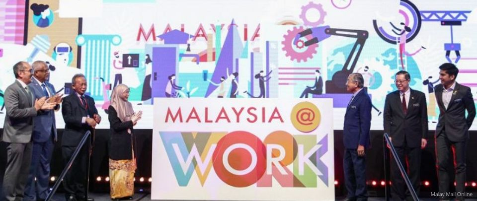 Getting More Malaysians Back to Work