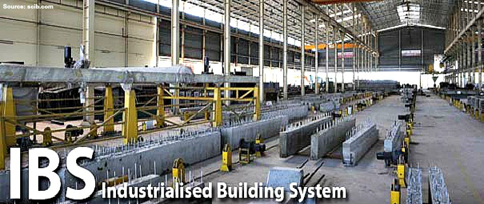 Industrialised Building System - The New Way to Build Homes