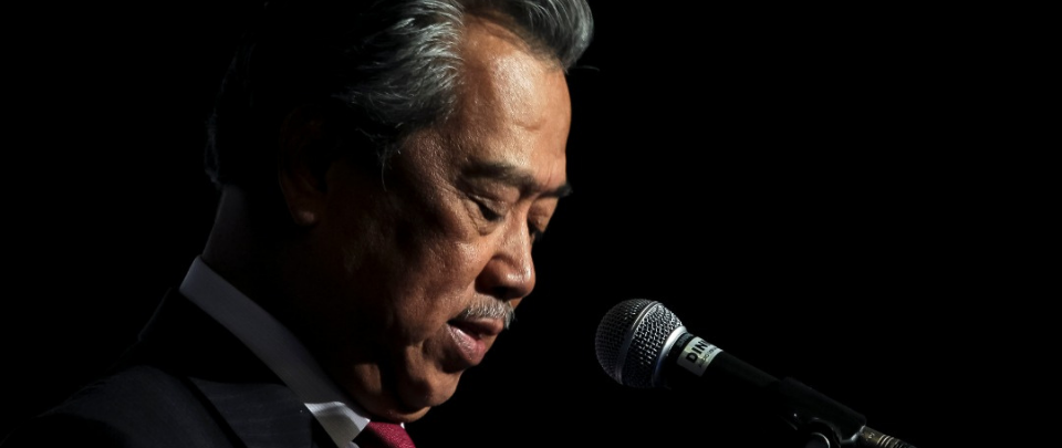 As Muhyiddin Teeters, Malaysia Asks, 'What's Next?'