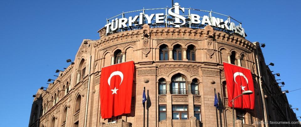 Turkey's Megabank Aspirations