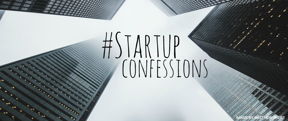 Up The Ante - #Startup Confessions