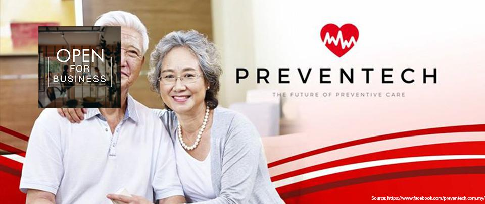 Preventech: Looking Out For Senior Citizens